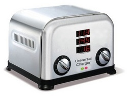 Universal Charger and Battery Rejuvenator