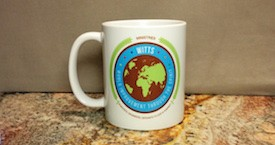 #WITTSMUG - WITTS Ministries 11 Oz White Mug